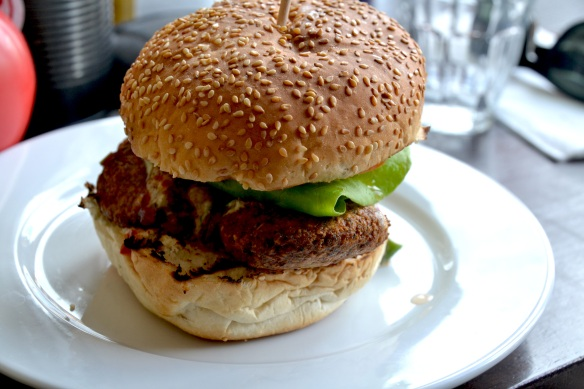 GBK Falafel Burger